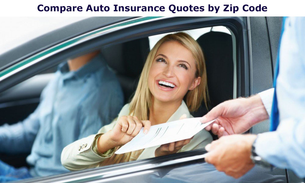 Compare auto insurance quotes for free